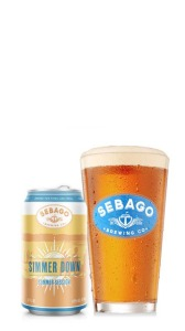Sebago Simmer Down Summer Session Ale