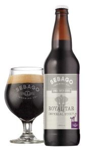 Sebago Royal Tar Imperial Stout